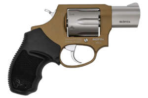Taurus 856 Ultra Lite 38 Special Revolver with Bronze / Matte Stainless Finish