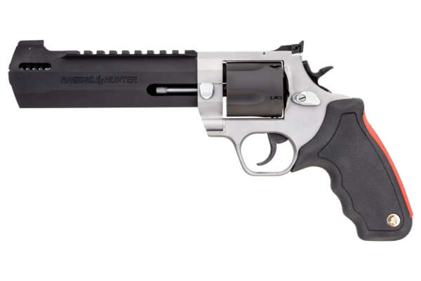 Taurus Raging Hunter 454 Casull Revolver with Two Tone Finish and 6.75 inch Barrel