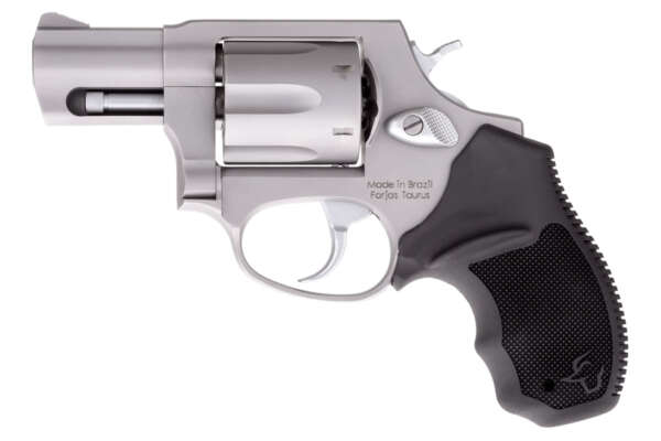 Taurus 856 38 Special Stainless Double-Action Revolver
