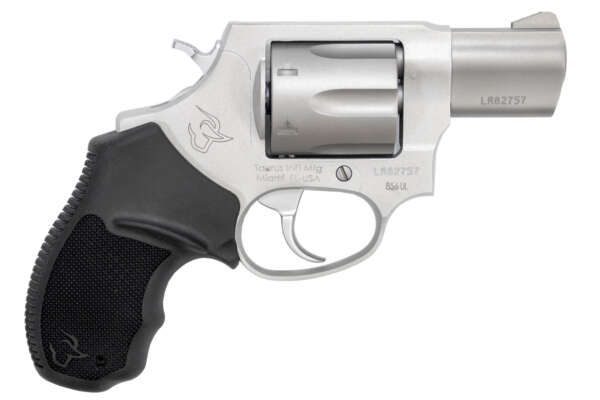 Taurus 856 Ultra Lite 38 Special Matte Stainless Double-Action Revolver