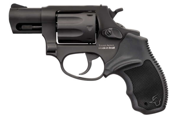 Taurus 942 22LR Rimfire Revolver with 2 Inch Barrel and Matte Black Finish